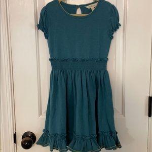 Matilda Jane blue dress